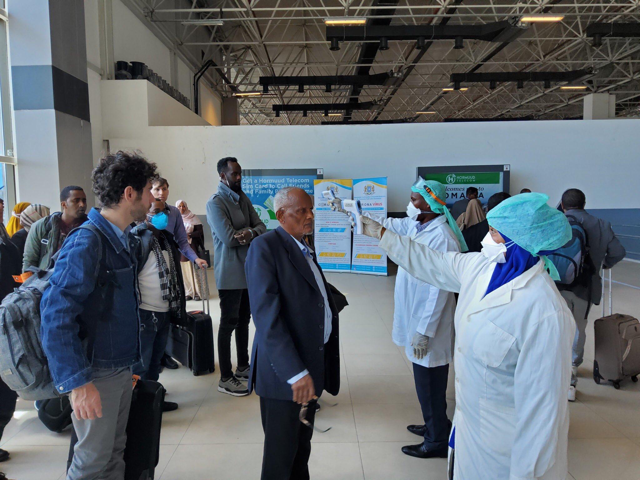Afrique Covid-19: l'Erythrée un modèle à suivre